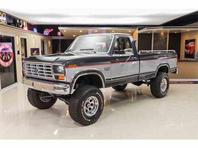 1985 Ford F250 XL 4X4 Pickup | 1011943