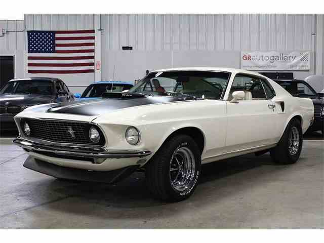 1969 Ford Mustang | 1011946