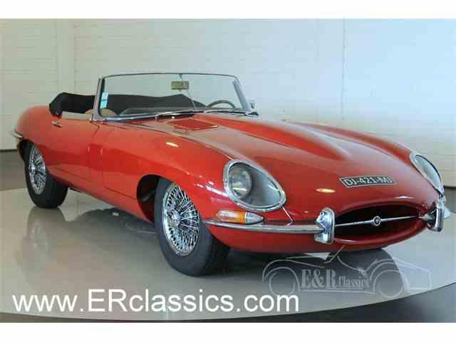 1962 Jaguar E-Type   1011952