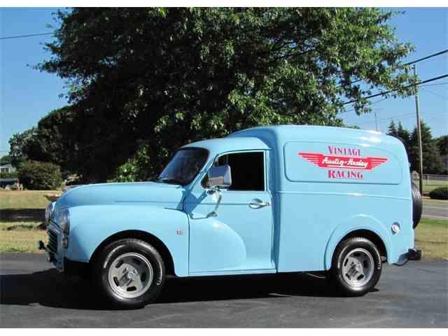 1967 Morris Minor Panel Van | 1011963