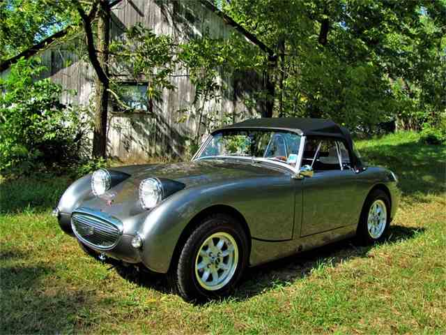 Classic Austin Healey Sprite For Sale On Classiccars Com