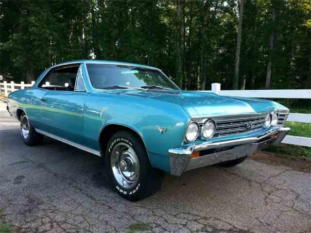 1967 Chevrolet Chevelle | 1011969