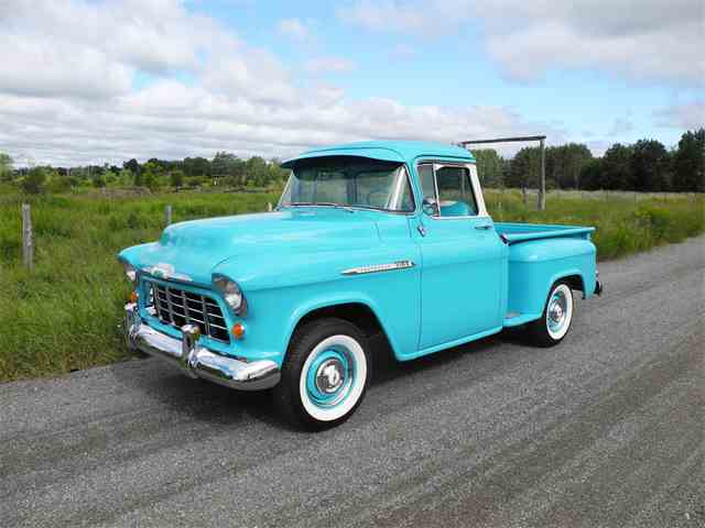 1956 Chevy Pickup For Sale Craigslist >> 1956 Chevrolet 3100 for Sale on ClassicCars.com