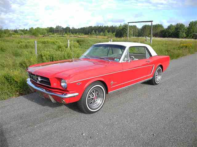 1965 Ford Mustang | 1011974