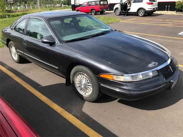 1993 Lincoln Mark VIII | 1010198
