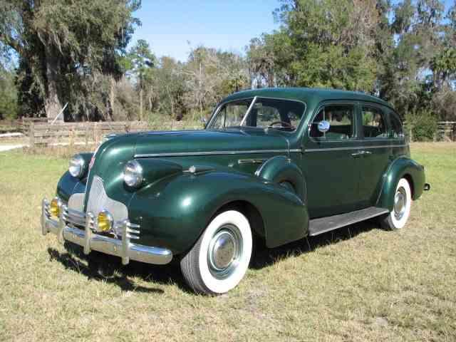 1939 Buick Roadmaster | 1011981