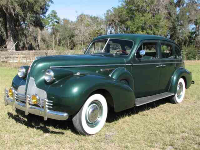 1939 Buick Roadmaster   1011981