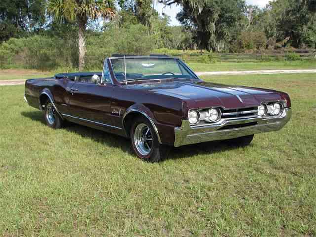 1967 Oldsmobile Cutlass | 1011984