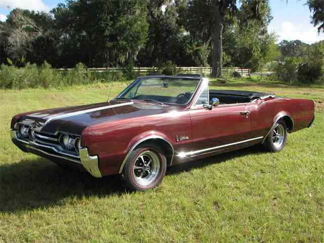 1967 Oldsmobile Cutlass | 1011984
