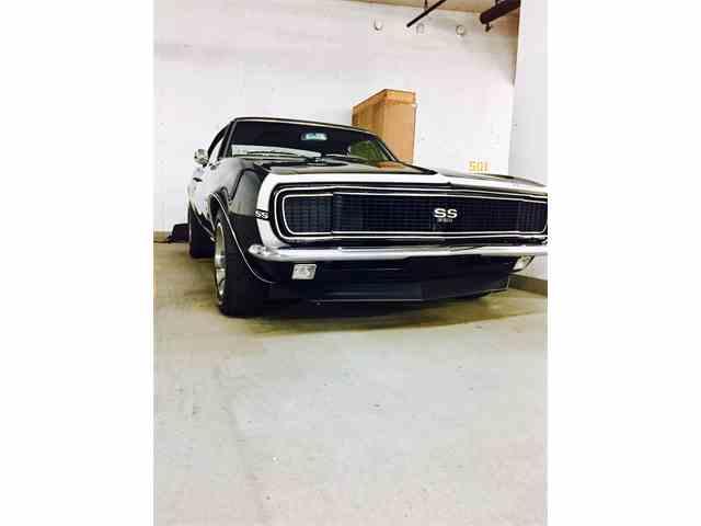 1967 Chevrolet Camaro | 1011988