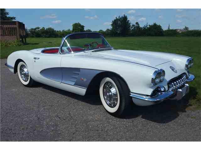 1960 Chevrolet Corvette   1011990