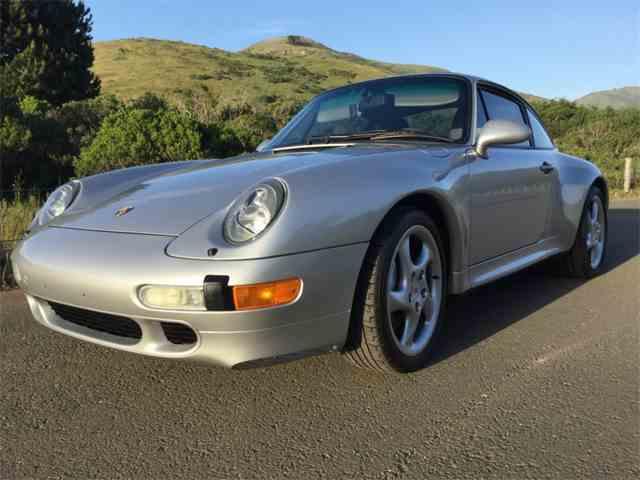 1997 Porsche 911  993 4S | 1010002