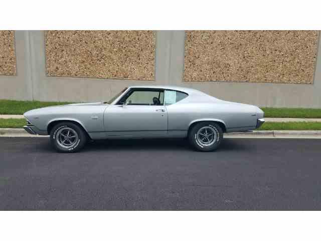 1969 Chevrolet Chevelle | 1010200