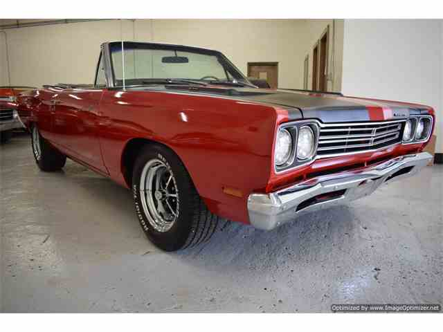 1969 Plymouth Road Runner | 1012003
