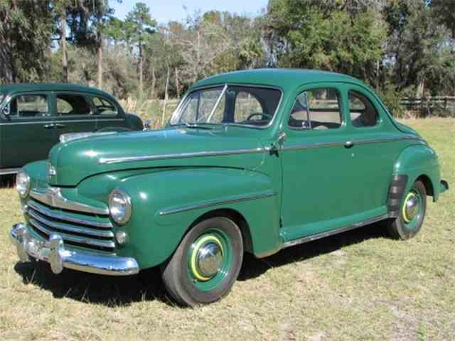1948 Ford Coupe | 1012006