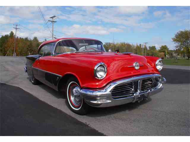 1956 Oldsmobile Holiday 88 | 1012007