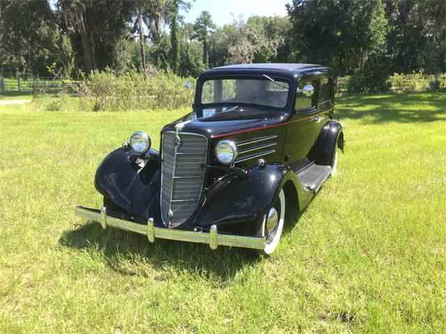 1935 Nash Lafayette   1012008
