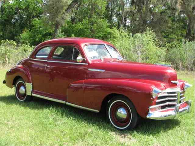 1948 Chevrolet Stylemaster | 1012010