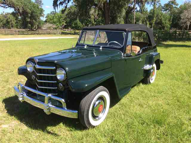 1951 Willys-Overland Jeepster | 1012011