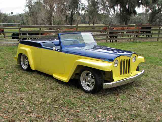 1948 Willys-Overland Jeepster | 1012014