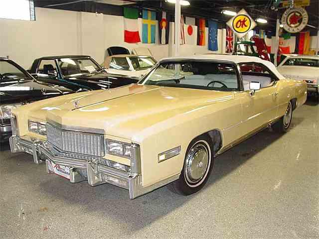 1975 Cadillac Eldorado | 1012015