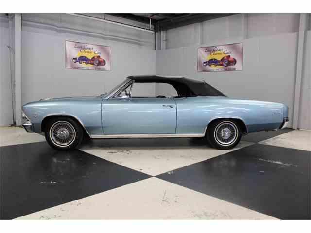 1966 Chevrolet Malibu | 1012016
