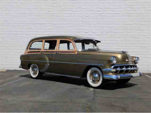 1954 Chevrolet Deluxe 210 Tin Woody Wagon | 1012019