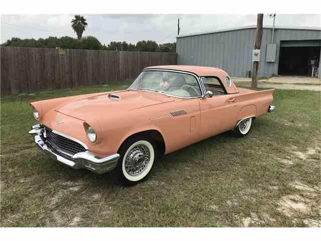 1957 Ford Thunderbird | 1012024