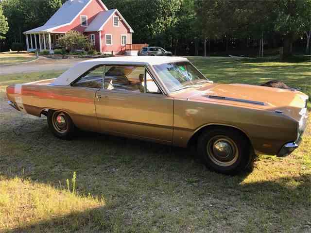 1969 Dodge Dart Swinger | 1012026
