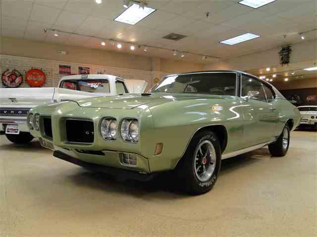 1970 Pontiac GTO | 1010203