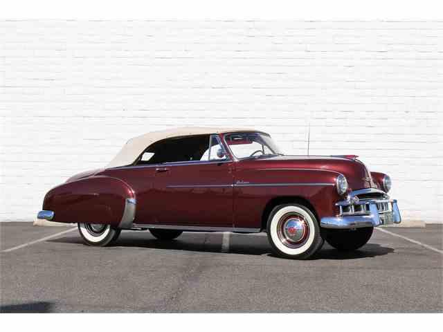 1949 Chevrolet Deluxe | 1012033