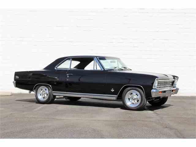 1966 Chevrolet Nova SS | 1012035