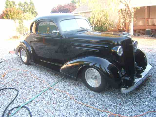1936 Chevrolet Business Coupe | 1012038