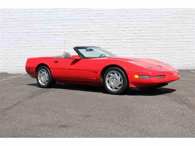 1996 Chevrolet Corvette | 1012039