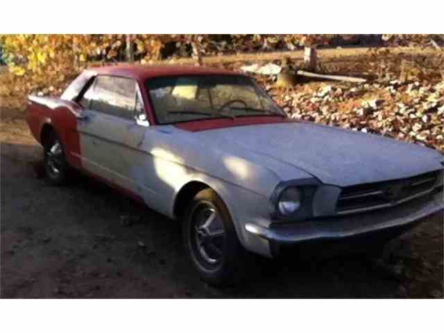 1964 Ford Mustang | 1012040