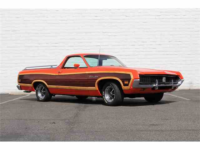 Picture of '71 Ranchero - LOWE