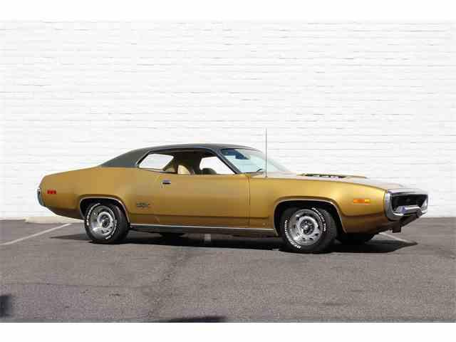 1971 Plymouth GTX | 1012048