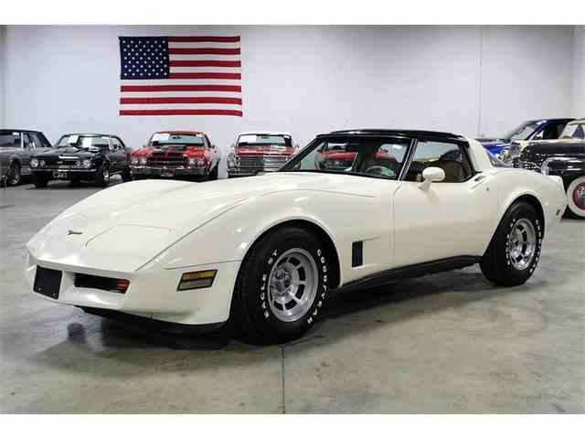 1981 Chevrolet Corvette | 1012059