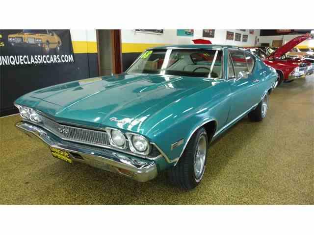 1968 Chevrolet Chevelle SS | 1012060