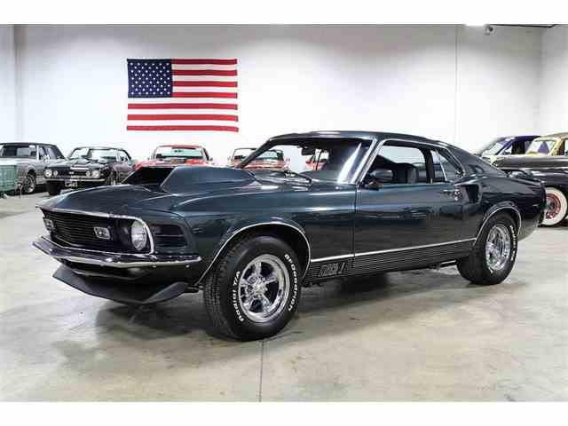 1970 Ford Mustang | 1012065