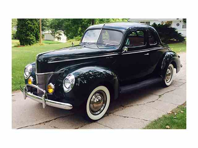 1940 Ford Deluxe | 1012066