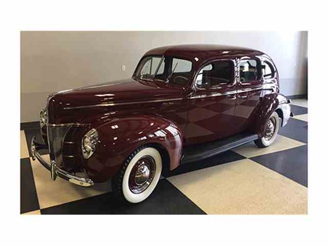 1940 Ford Deluxe | 1012078