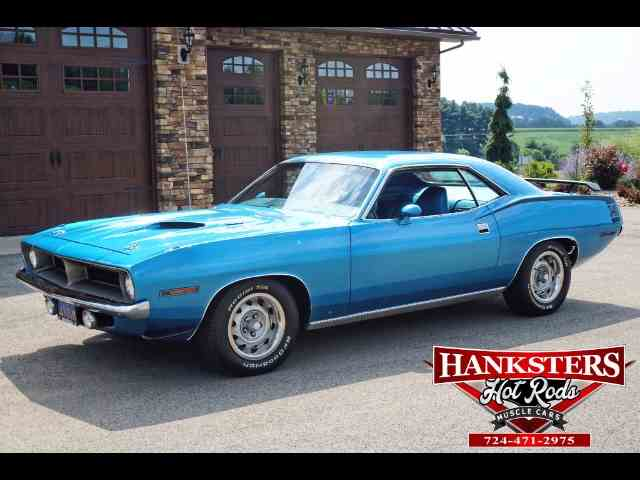 Picture of 1970 Cuda located in Indiana Pennsylvania - $49,900.00 Offered by Hanksters Muscle Cars - LOXB