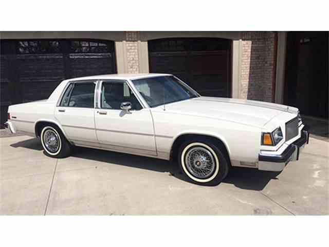 1984 Buick LeSabre Limited Sedan | 1012080