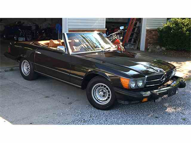 1975 Mercedes-Benz 450SL | 1012081