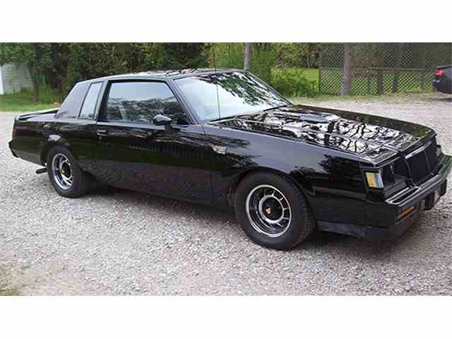 1986 Buick Grand National | 1012082