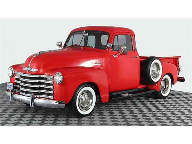 1951 Chevrolet 3100   1012084