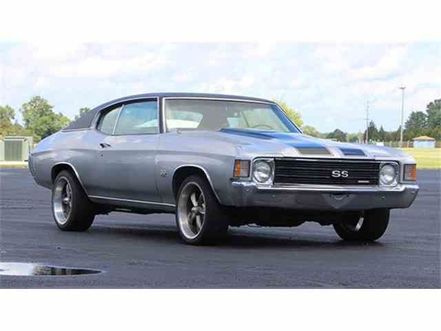 1972 Chevrolet Chevelle Sport Coupe Re-creation | 1012085