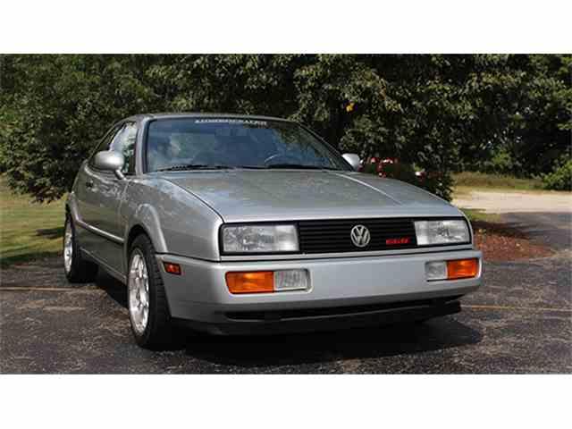 1990 Volkswagen Corrado G60 | 1012090