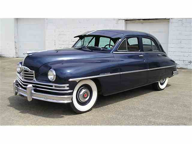1950 Packard Eight Four-Door Sedan | 1012093